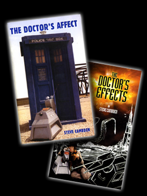 Steve Cambden Dr Who books